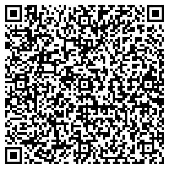 QR-код с контактной информацией организации Бар Фартовый