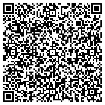QR-код с контактной информацией организации Городские парки КДУП