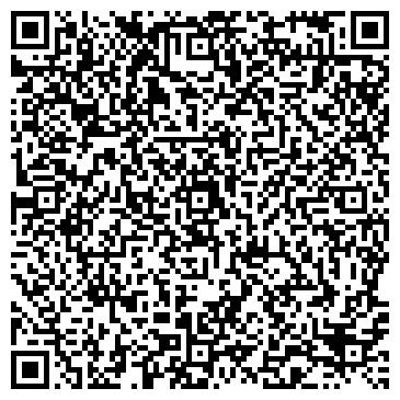 QR-код с контактной информацией организации Домашняя кухня поваренок