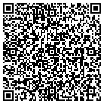 QR-код с контактной информацией организации Япицца, ЧП