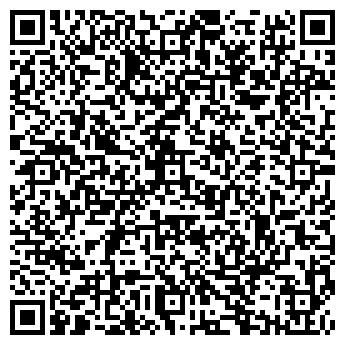 QR-код с контактной информацией организации Левин Ю.C., ФОП