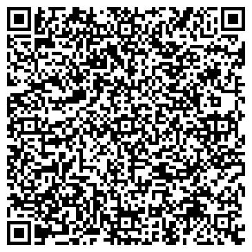 QR-код с контактной информацией организации Беназир, ресторан