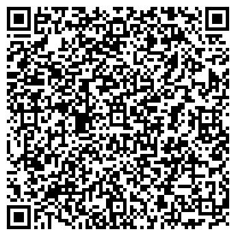 QR-код с контактной информацией организации Киевские обеды, ООО