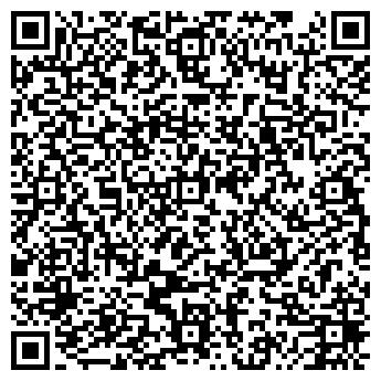 QR-код с контактной информацией организации Будда бар, ООО