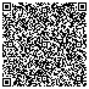 QR-код с контактной информацией организации Аквариум на Гоголевской( ресторан), ЧП
