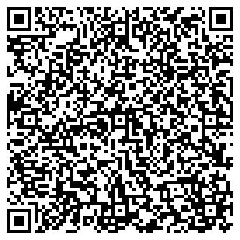 QR-код с контактной информацией организации Кафе Экватор, ЧП