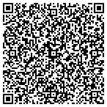 QR-код с контактной информацией организации Интернет ресторан Еда по вызову