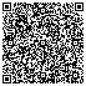 QR-код с контактной информацией организации Ресторан Планета, ЧП