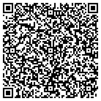QR-код с контактной информацией организации ВТК Визит, ООО