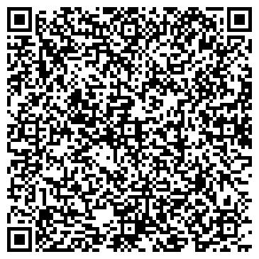 QR-код с контактной информацией организации Чайная чашка, интернет-магазин, ФОП