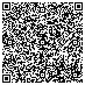 QR-код с контактной информацией организации Кафе Вечер, СПД