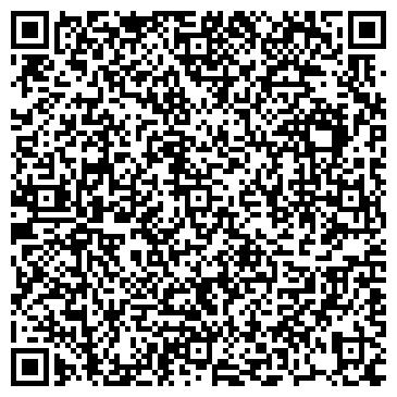 QR-код с контактной информацией организации Пан Кейк (кафе), ЧП