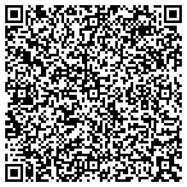 QR-код с контактной информацией организации ПАН ЛТД (кафе), ООО