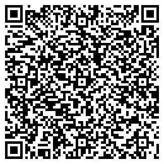 QR-код с контактной информацией организации Авалон