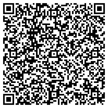 QR-код с контактной информацией организации Кафе Театр, ООО
