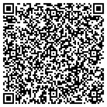 QR-код с контактной информацией организации EDA.KZ (Эда.КЗ), ТОО