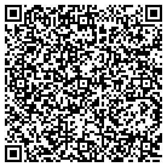 QR-код с контактной информацией организации Thai (Ресторан), ТОО