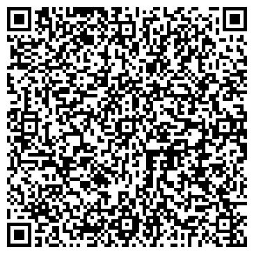 QR-код с контактной информацией организации Кафе Шанхай, ИП