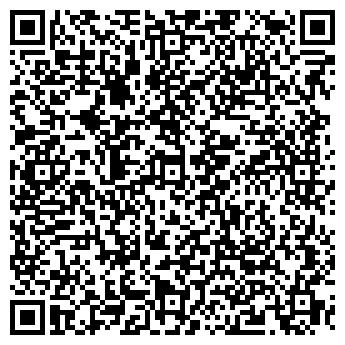 QR-код с контактной информацией организации Кафе Заман, ИП