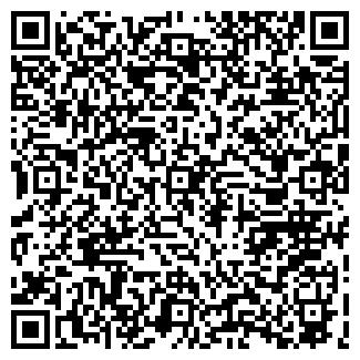 QR-код с контактной информацией организации Эфир, Кафе