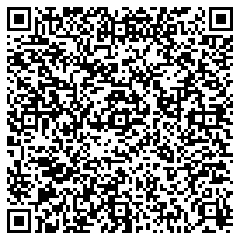 QR-код с контактной информацией организации Казахский аул, ТОО