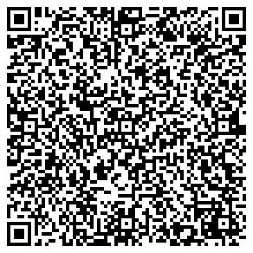 QR-код с контактной информацией организации Тенге Халал, ИП