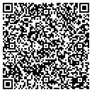 QR-код с контактной информацией организации Кафе Азиза, ИП