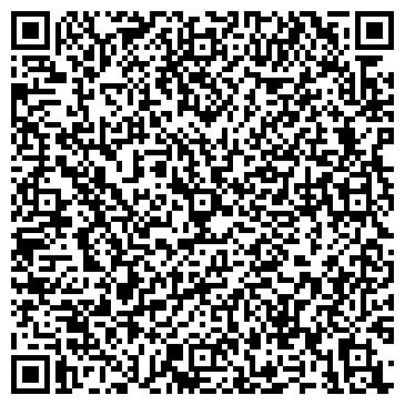 QR-код с контактной информацией организации Москва Ресторан, ИП