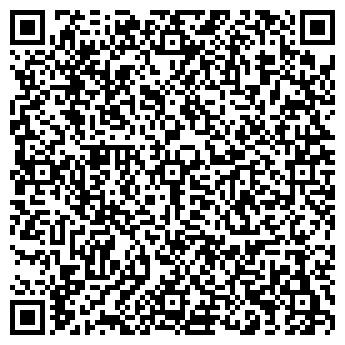 QR-код с контактной информацией организации Зонтики (Ресторан), ТОО