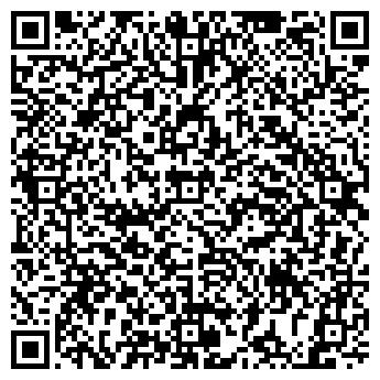 QR-код с контактной информацией организации АЛЛО! ДИЗАЙН