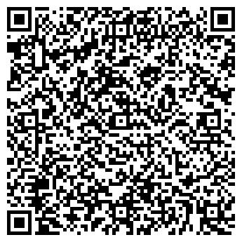 QR-код с контактной информацией организации «Вагон-ресторан»
