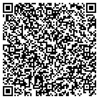 QR-код с контактной информацией организации ИП Жылкайдарова М Н
