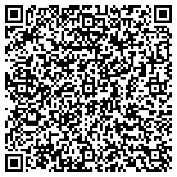 QR-код с контактной информацией организации Агентство детский праздников Кот в сапогах, ЧП