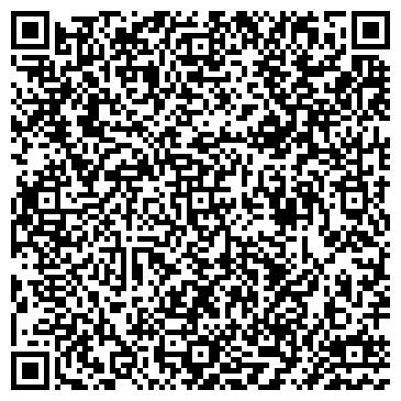 QR-код с контактной информацией организации Каравайный Дом Март, ЧП