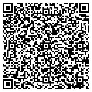 QR-код с контактной информацией организации Юность, ЧП