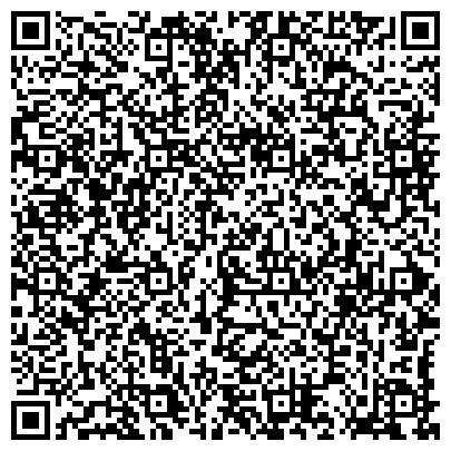 QR-код с контактной информацией организации Профессиональный специализированный складской холодильный комплекс ООО Атлантик