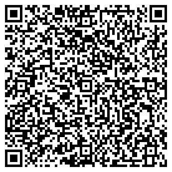 QR-код с контактной информацией организации Руснак, ЧП