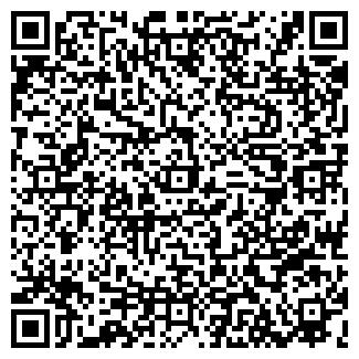 QR-код с контактной информацией организации РУБЕЖ, МЧП