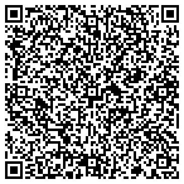 QR-код с контактной информацией организации Сапарова А.Д, ИП