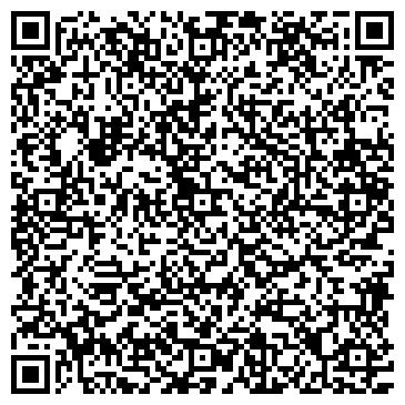 QR-код с контактной информацией организации Украинский подиум промоушн-центр, ЧП