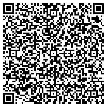 QR-код с контактной информацией организации Видеоряд, ИП