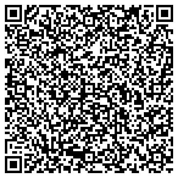 QR-код с контактной информацией организации Выставочная компания Аехро (Аэкспо), ИП