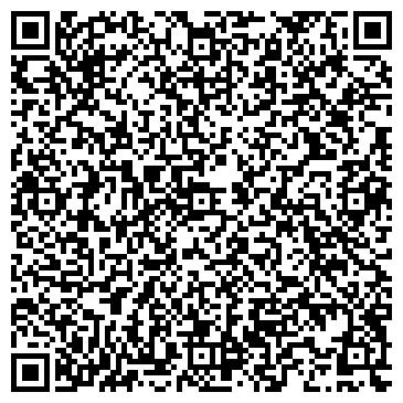 QR-код с контактной информацией организации Президентский центр культуры РК, ГККП