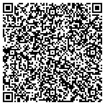 QR-код с контактной информацией организации ИП ЛЕШИК Юрий Иванович