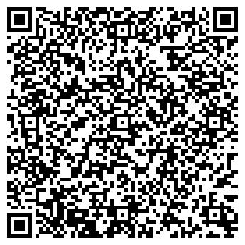 QR-код с контактной информацией организации «Планета животных»
