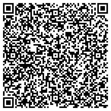 QR-код с контактной информацией организации Black orange dance studio, ЧП
