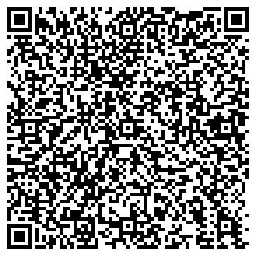 QR-код с контактной информацией организации Студия танца Дениса Парфенова, Чп