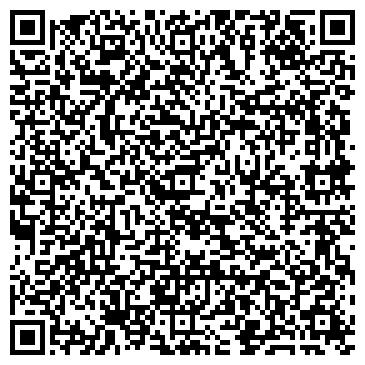 QR-код с контактной информацией организации Теремок знаний, ЧП
