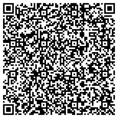 QR-код с контактной информацией организации Школа танцев Зефир, Компания