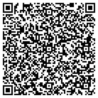 QR-код с контактной информацией организации Барвиночек, ООО